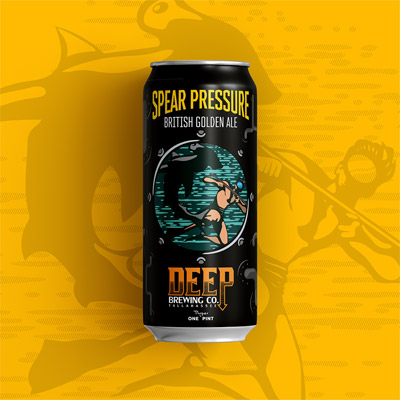 Deep Brewing Can: Spear Pressure